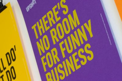There's no room for funny business