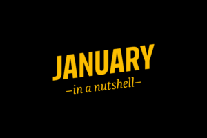 January – in a nutshell