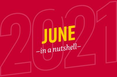 June – in a nutshell