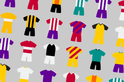 Football kits: An unexpected gateway to a career
